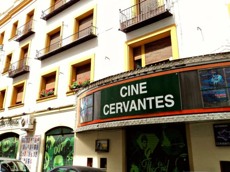 Cine Cervantes /SA