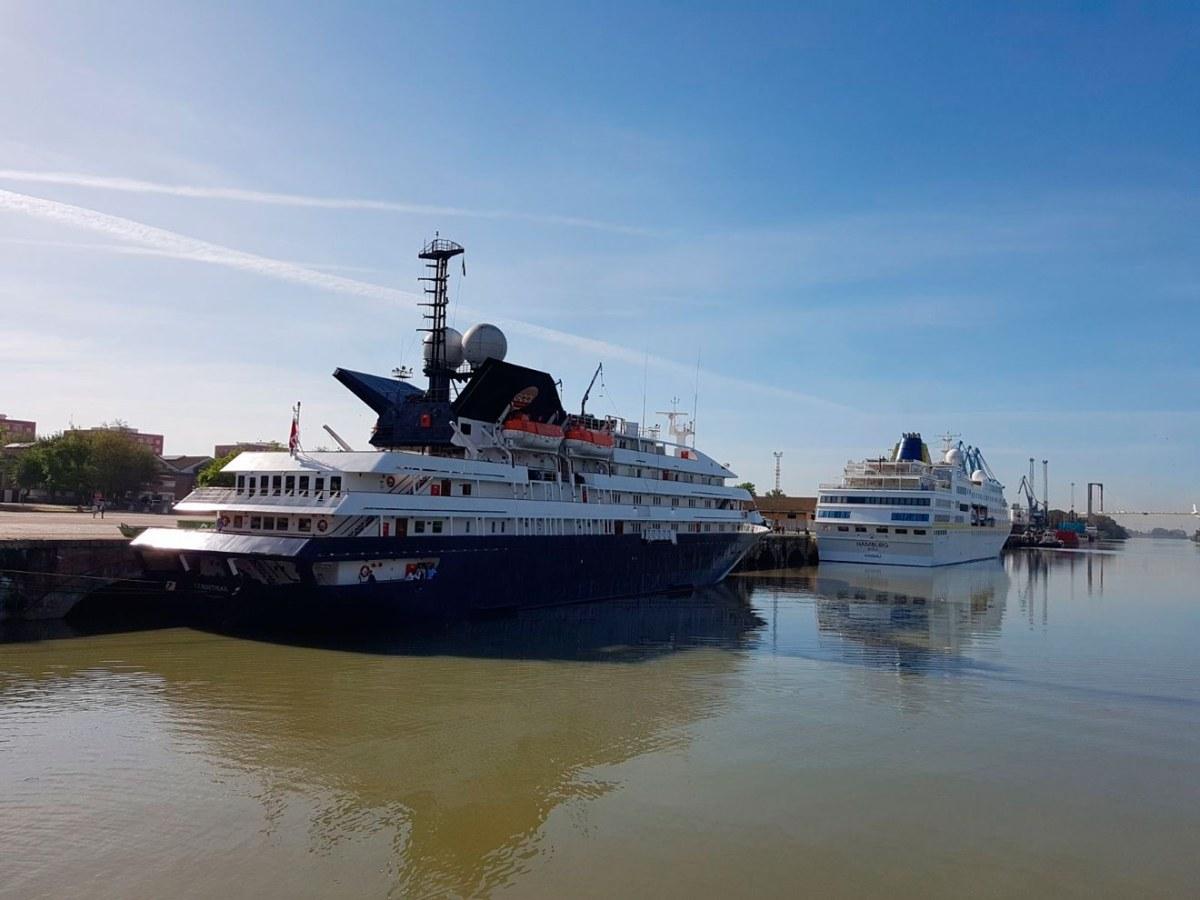 Estreno conexión ferroviaria del Puerto con Sines/ SA