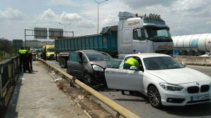 Accidente en Kansas City /@EmergenciasSev