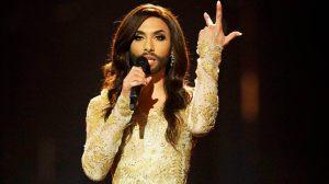 Conchita Wurst en Eurovisión /SA