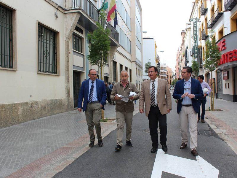 Cabrera en Amor de Dios /Ayto. Sevilla.
