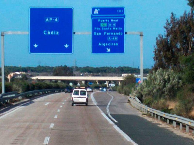 Autopista AP-4 /SA
