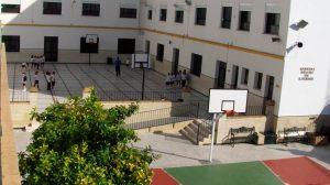 Patio de un colegio /SA