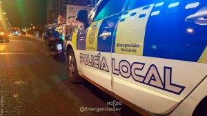 Policía Local / @EmergenciasSev
