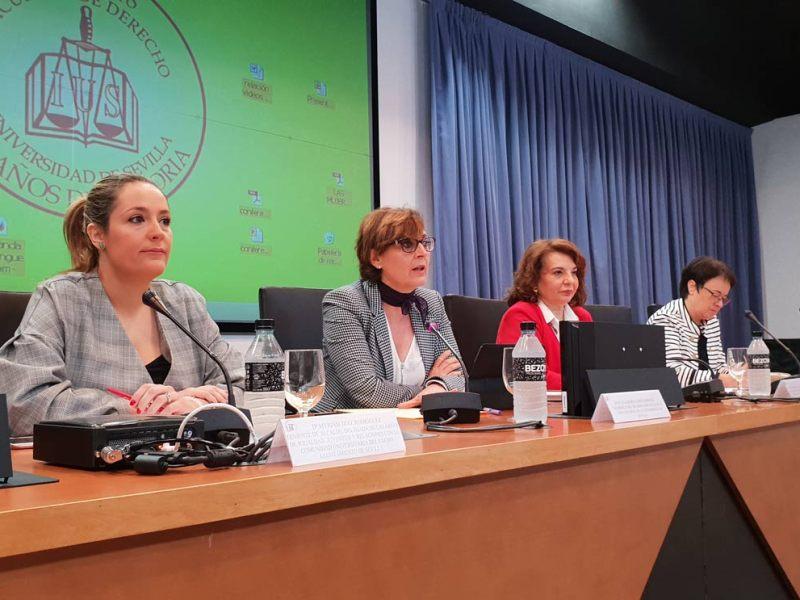 Presentación del seminario /Ayto. Sevilla