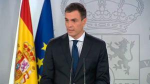 Pedro Sánchez anuncia su Gobierno /SA