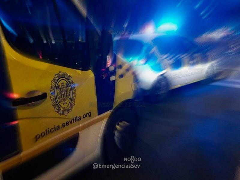 Coche Policía Local /@EmergenciasSev