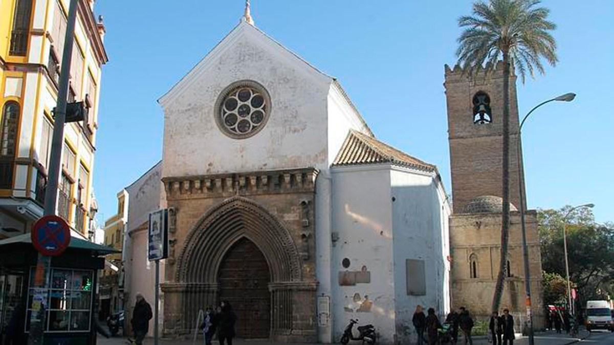 Iglesia de Santa Catalina /SA