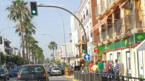 Los Palacios vuelve a tener operativo su único semáforo /Alternativa Local