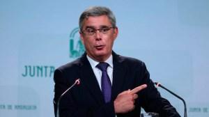 El portavoz de la Junta, Juan Carlos Blanco /SA