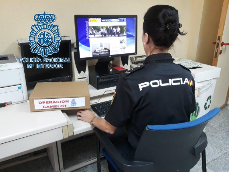 Policía Nacional /SA