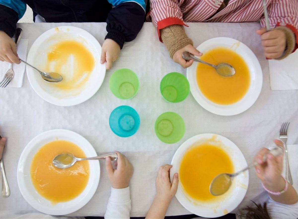 Comedor escolar /Junta