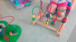 Inicio del curso en Infantil /Junta