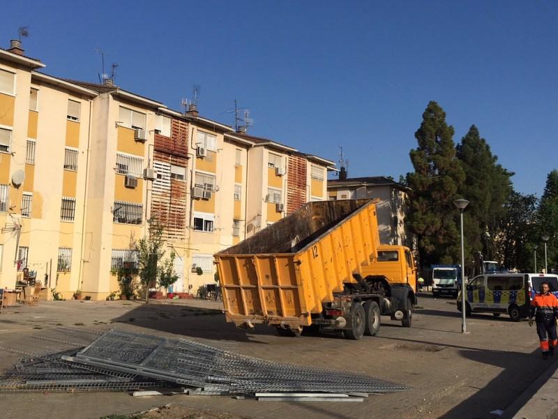 Polígono Sur /Ayto. de Sevilla