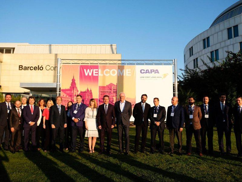 Presentación de la cumbre internacional / Ayuntamiento de Sevilla