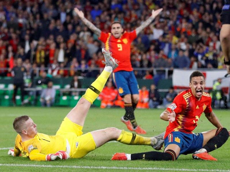 España-Inglaterra /SA