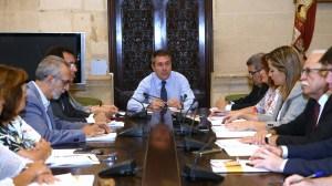 Primera reunión por el plan integral de Torreblanca /Ayto. Sevilla