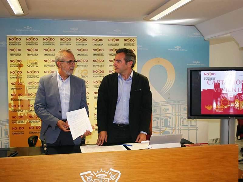 Presentada una nueva promoción de viviendas /Ayto. Sevilla