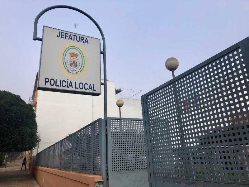 Jefatura Policia Local Alcalá