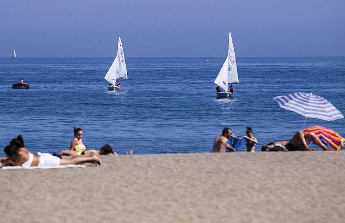 Playa andaluza
