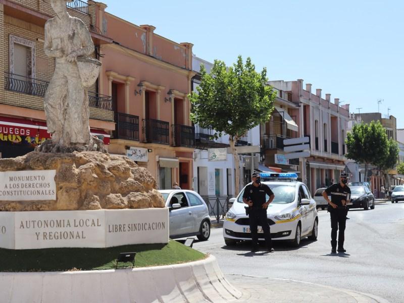 Policía Local Brenes