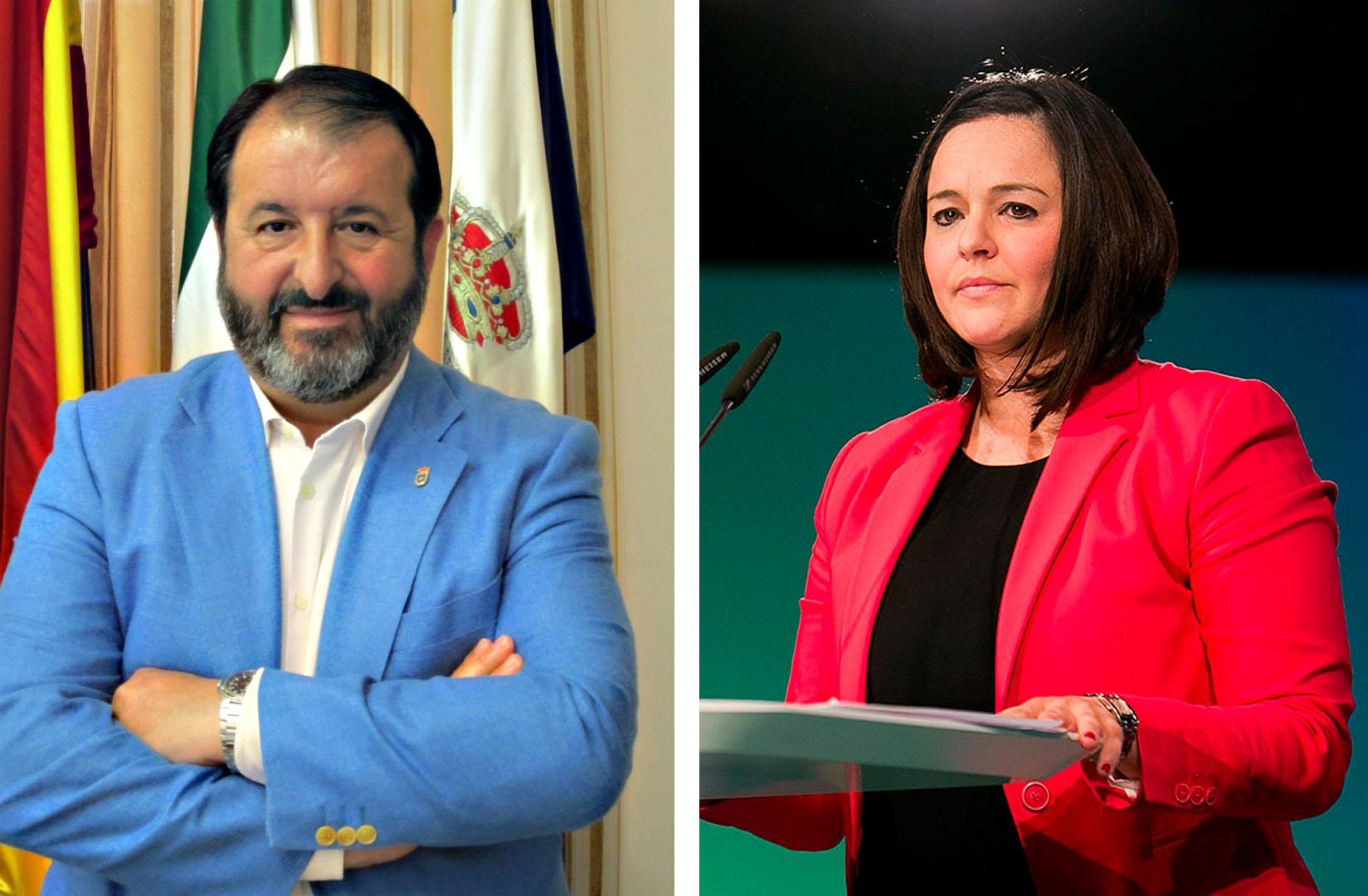 Virginia Pérez y Juan Ávila se disputarán el PP de Sevilla