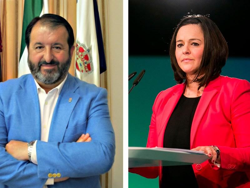 Juan Ávila y Virginia Pérez se enfrentan por la presidencia del PP de Sevilla