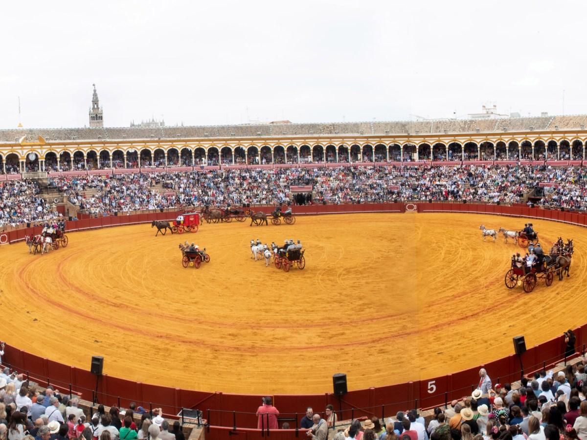 Se aplaza 'Sevilla Capital Mundial del Enganche' 2021