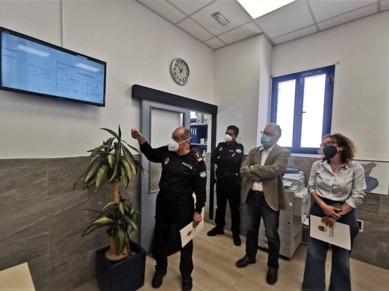 Presentación nuevos dispositivos policiales
