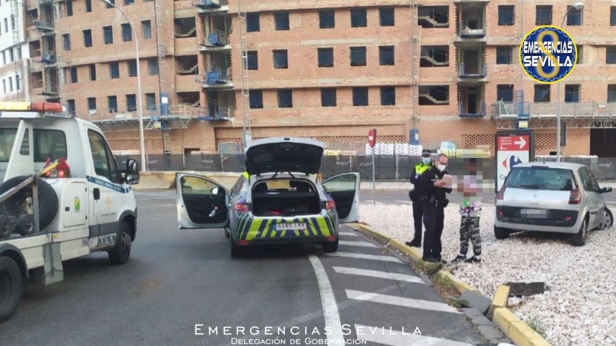 Accidente en la calle Taiwan / ES