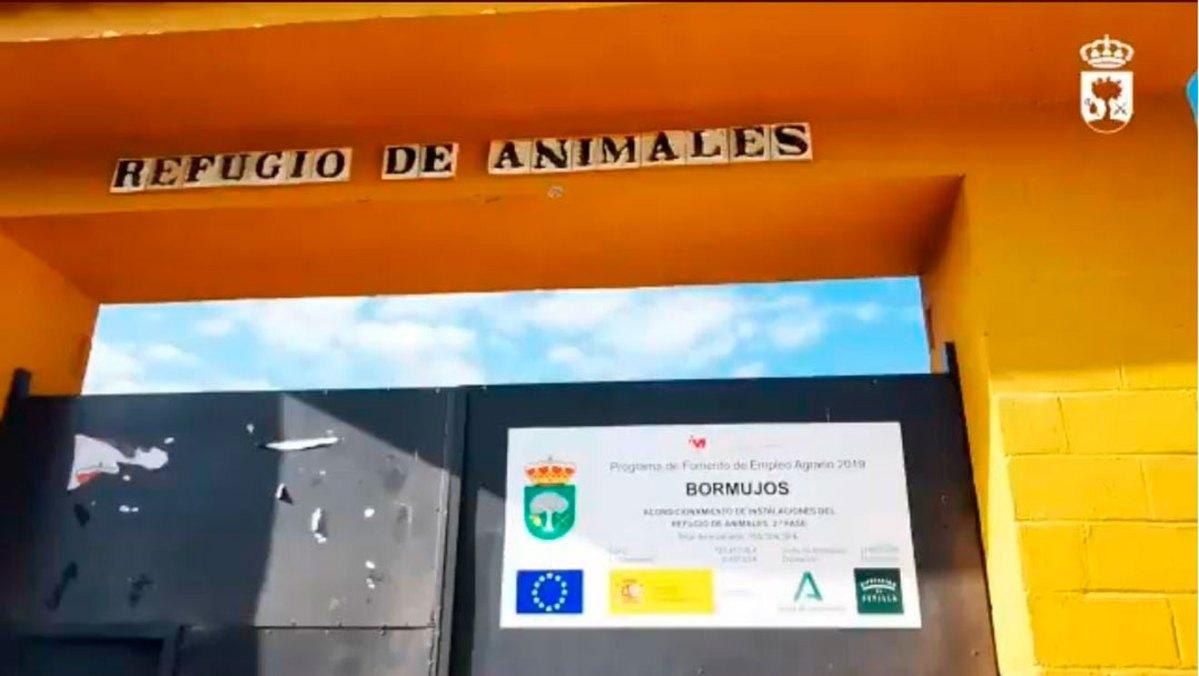 Refugio animales Aljarafe