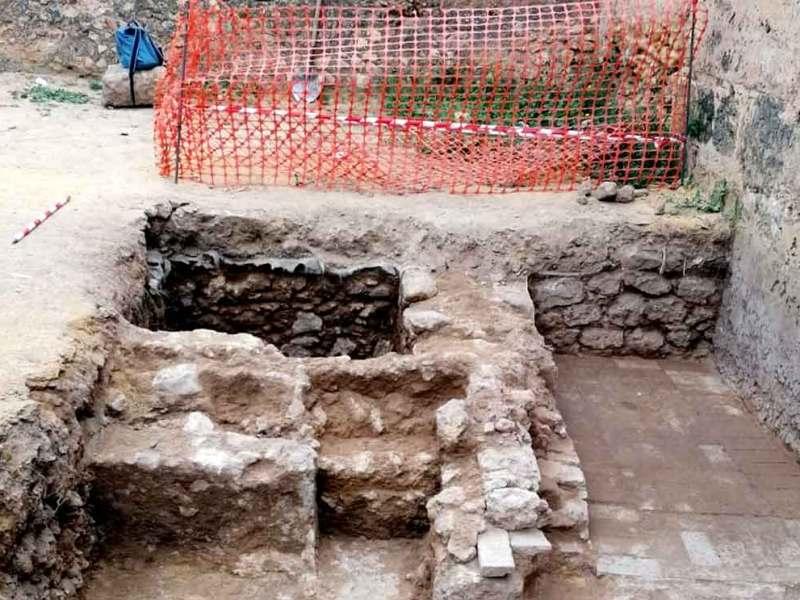 sondeo arqueológico