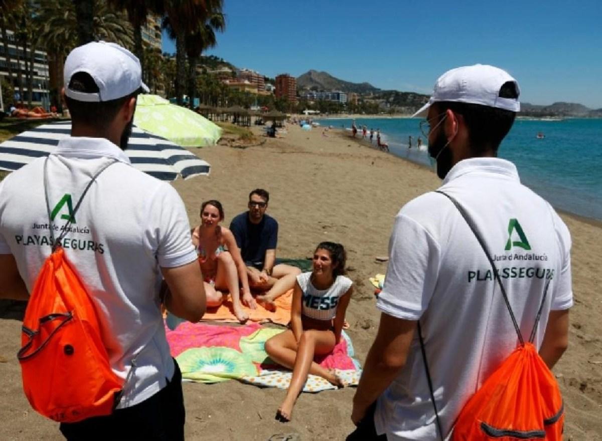 Vigilantes de la playa