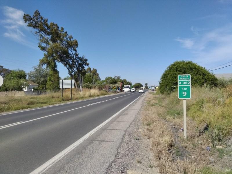 Carretera A-362