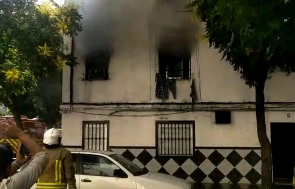 incendio en Torreblanca