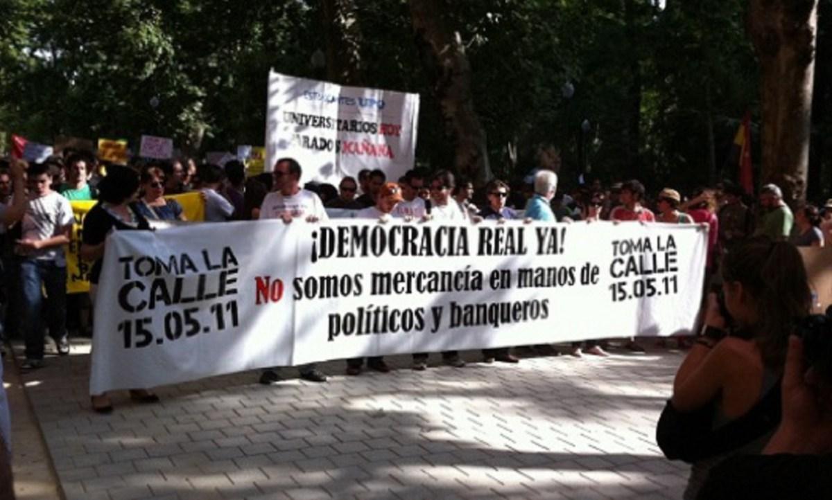 15-M Sevilla