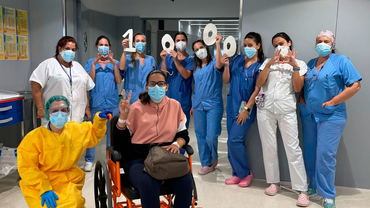 Paciente número 1000