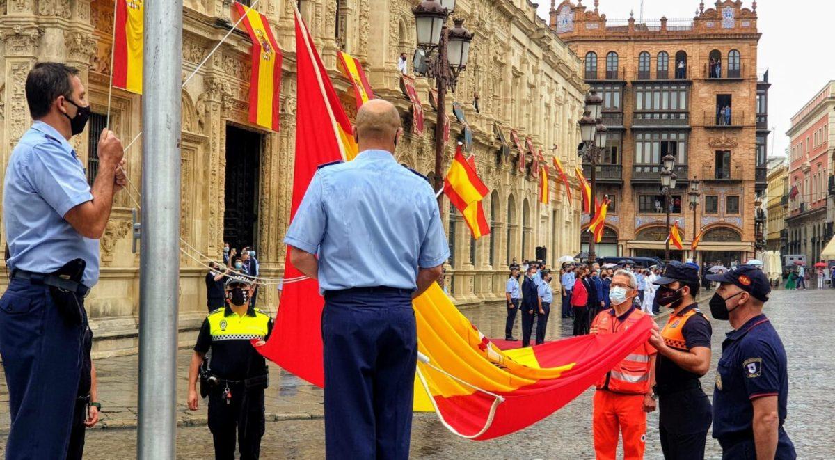 Izado de bandera
