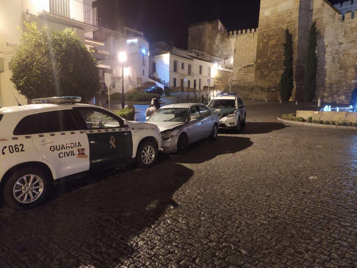 guardia civil los alcores