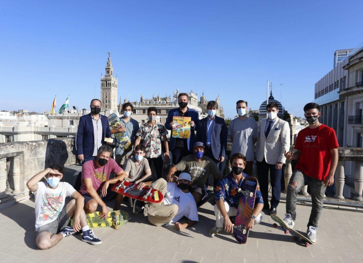 Go Skateboarding Day Sevilla