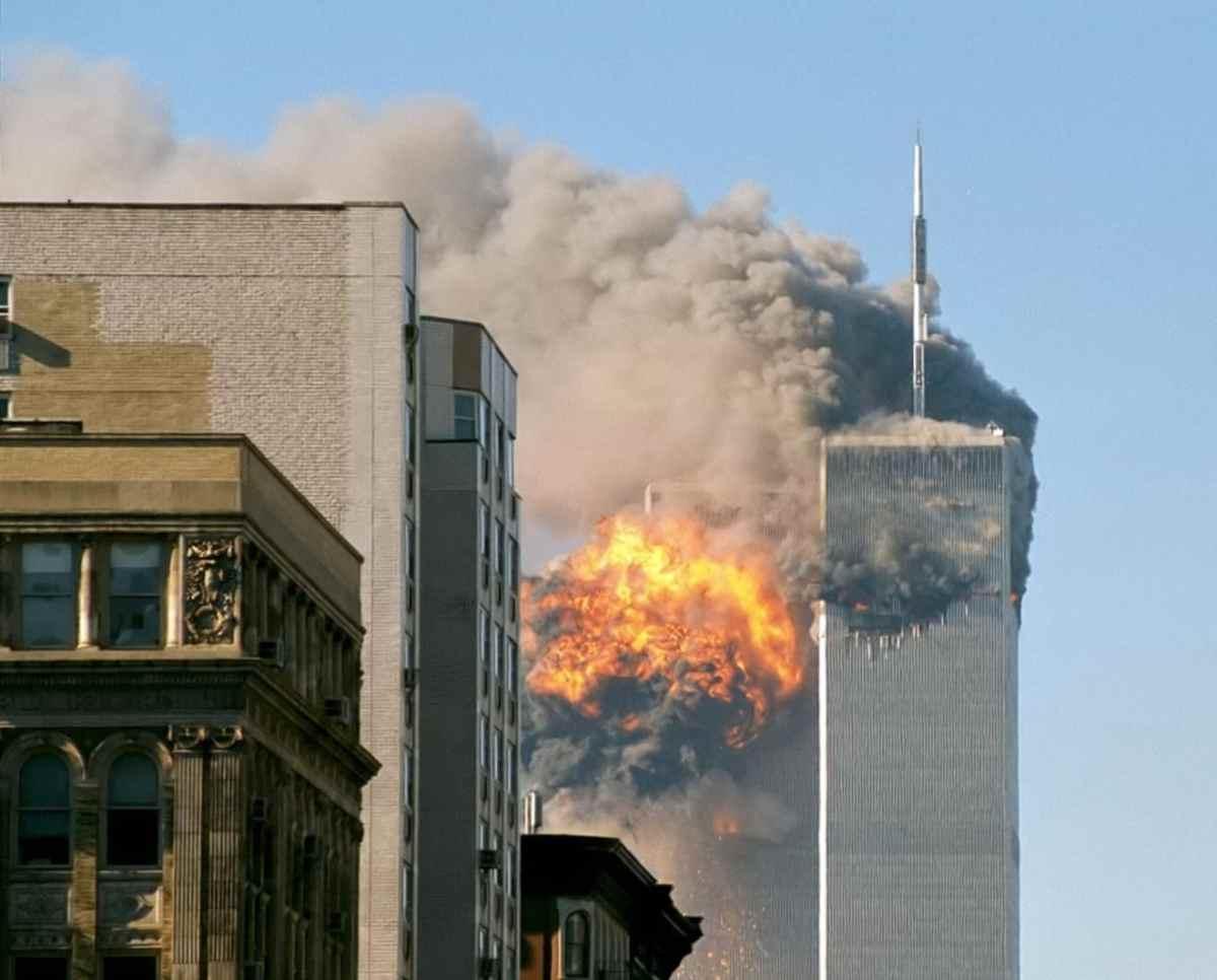 Ataque a las Torres Gemelas del World Trade Center durante el 11S / (Wikimedia Commons) Themachinestops -Flikr-