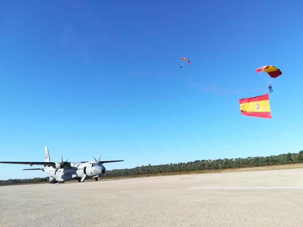 Exhibición Tablada / Ejército del Aire