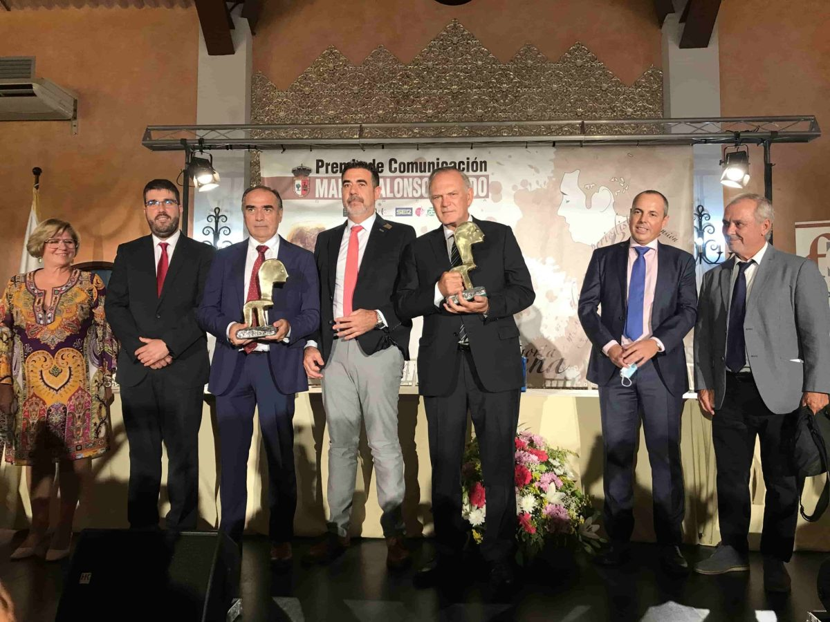 Entrega Premios Manuel Alonso Vicedo.