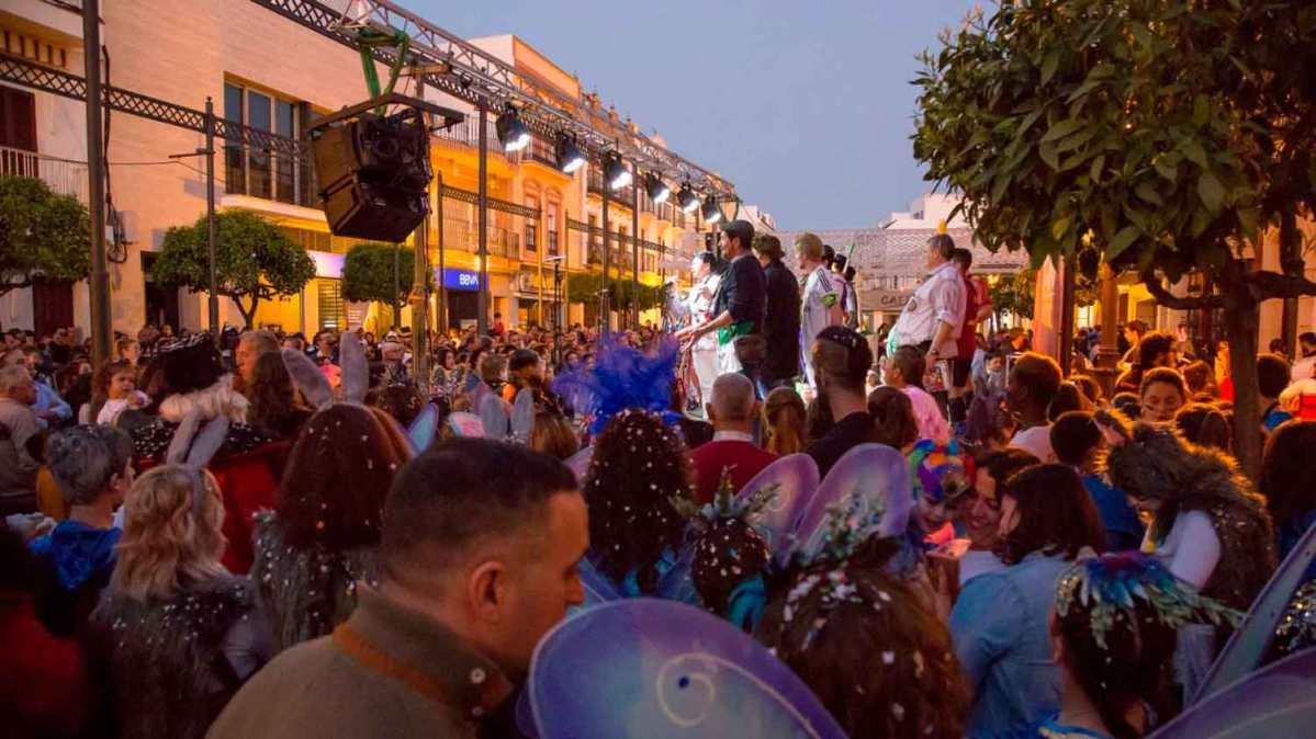 Carnaval en Los Palacios