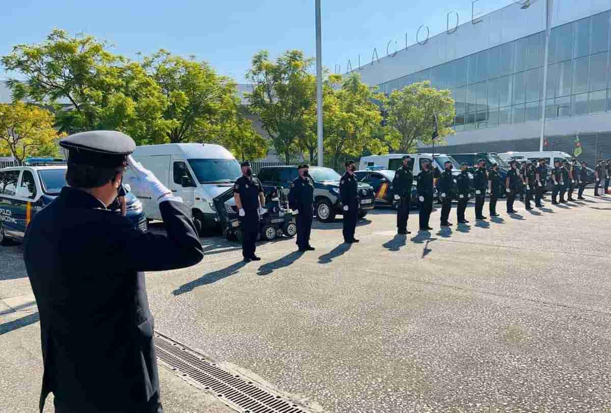 Día de la Policía / CNP