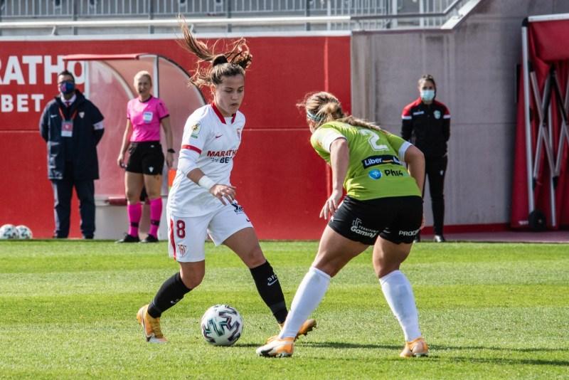 El Femenino iguala de nuevo ante el CD Santa Teresa | Sevilla FC
