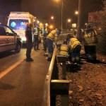 Muere un hombre al estrellarse su coche contra la valla del Charco de la Pava