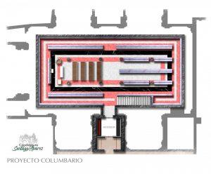 Proyecto columbario Macarena