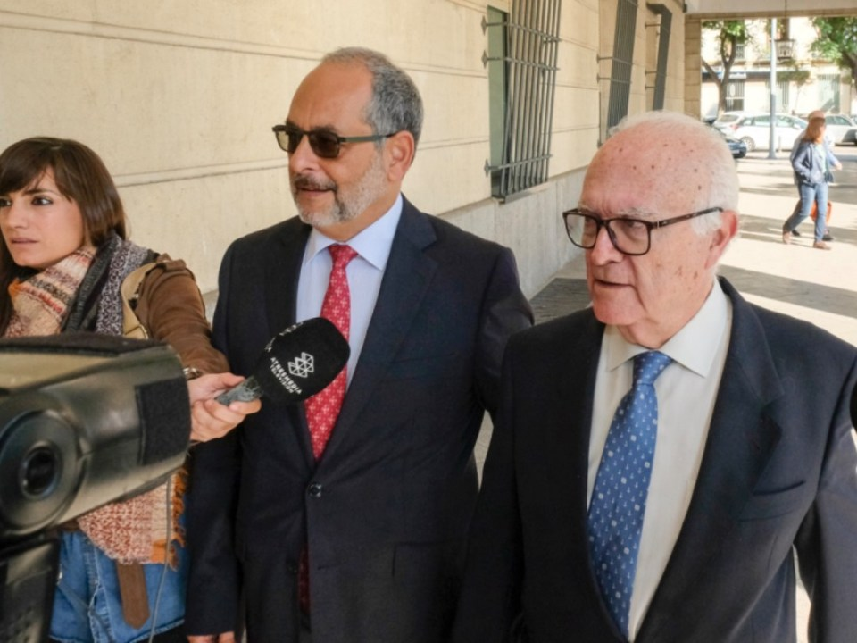 Javier Criado ha negado todas las acusaciones que pesan sobre él.