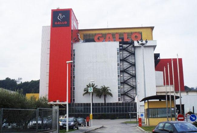 Pastas Gallo ha elegido Córdoba como sede social de la compañía.